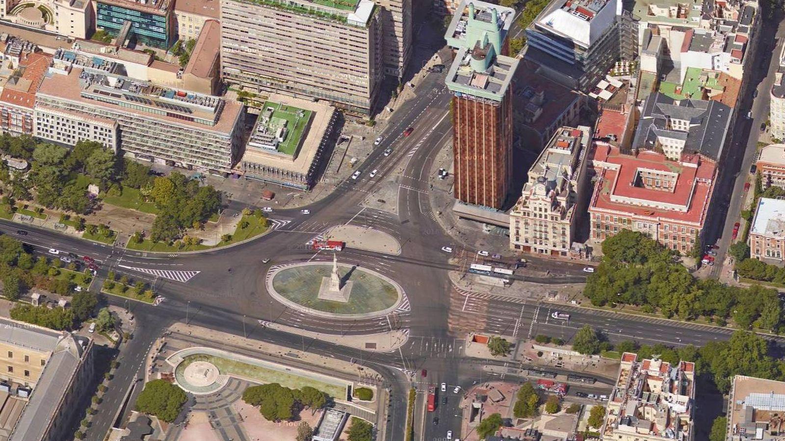 Foto: CBRE GI es el finalista elegido por Barclays para comprar su sede de la Plaza de Colón.