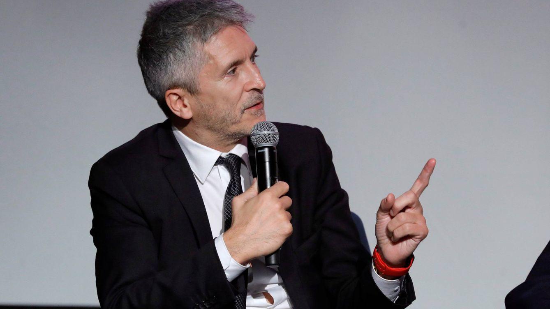 Marlaska no da pistas de su candidatura por Madrid: Sánchez ya se la ofreció en mayo
