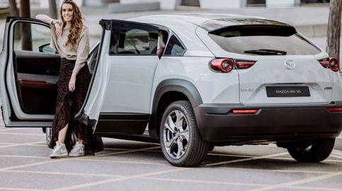 Una deportista de élite y un coche único: por qué a Ona le apasiona el nuevo Mazda MX-30