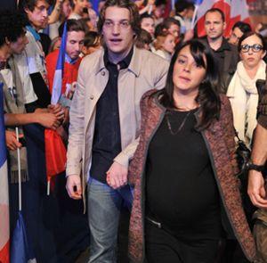 Nicolas Sarkozy se convierte de nuevo en abuelo, unos días antes de las elecciones presidenciales