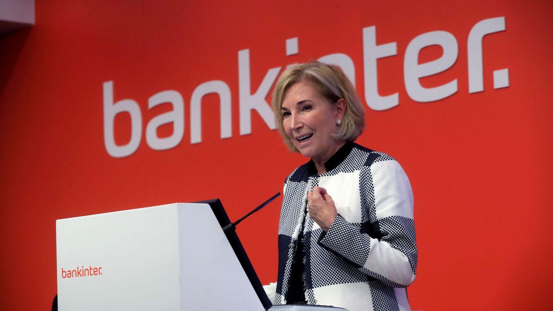 Dancausa admite que Bankinter ofrece a sus clientes mover las sicav a Luxemburgo