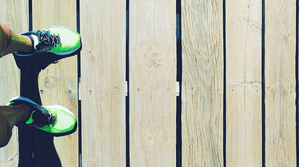 Foto: Dónde encontrar rutas para hacer 'running': lugares para entrenar y correr. (Pedro Moya)