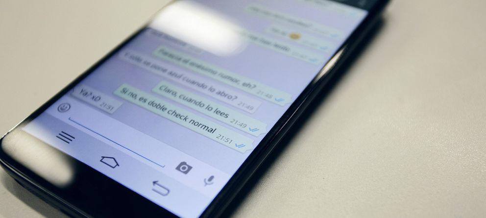 Foto: Consejos para evitar el doble 'check' azul de WhatsApp