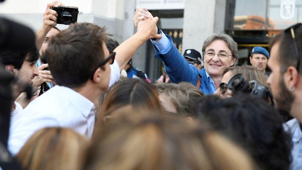Errejonistas y carmenistas se enfrentan por el liderazgo de la oposición en Madrid