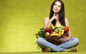 Las frutas y verduras más nutritivas y con menos calorías, en un gráfico