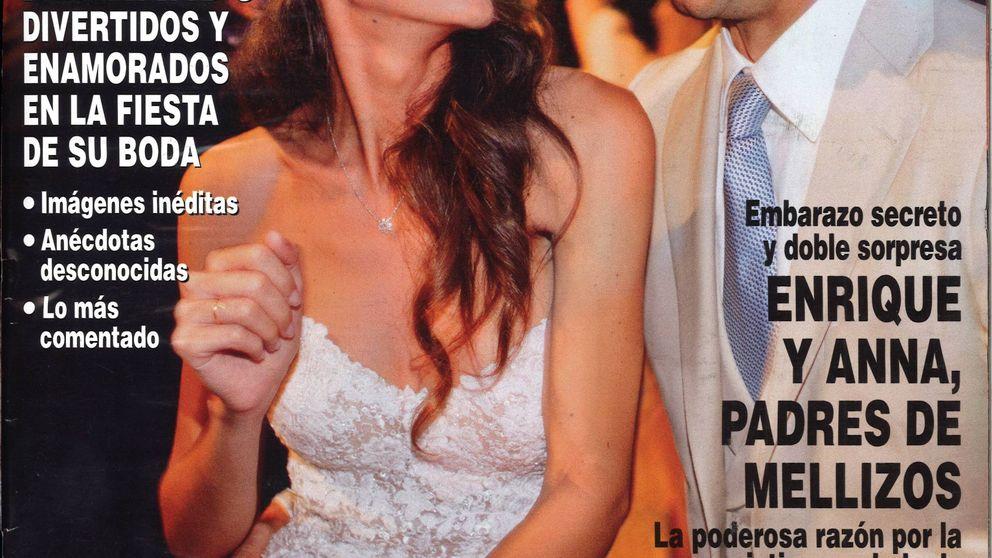 La cara B de la boda de Ana Boyer y la exclusiva de Chabelita y Alberto Isla