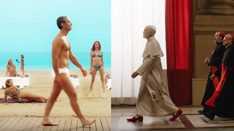 ¿Y si el Papa fuera un dandi inglés?