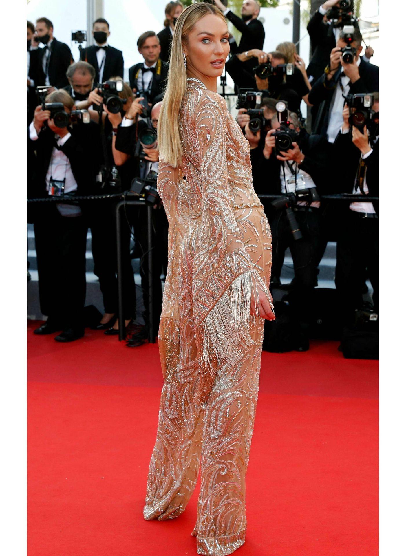 Candice Swanepoel. (Reuters)