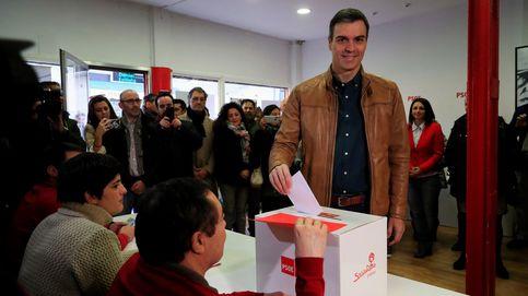 Las bases dan un sí masivo a Sánchez (92%) para atar el pacto con UP y negociar con ERC