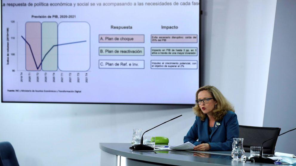 Calviño dice que la reactivación está en marcha y mira al modelo alemán de ERTE