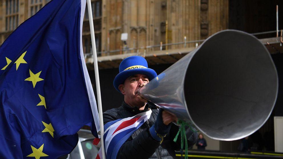 Días de ansiedad y cajas de cartón para los eurodiputados británicos