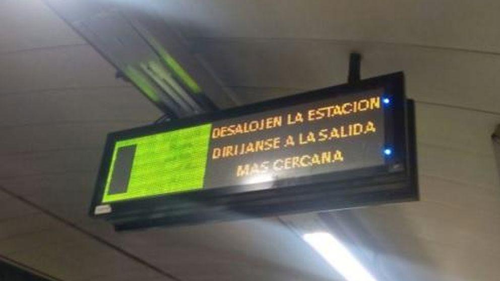 Metro de Madrid desaloja todas las estaciones por un error informático