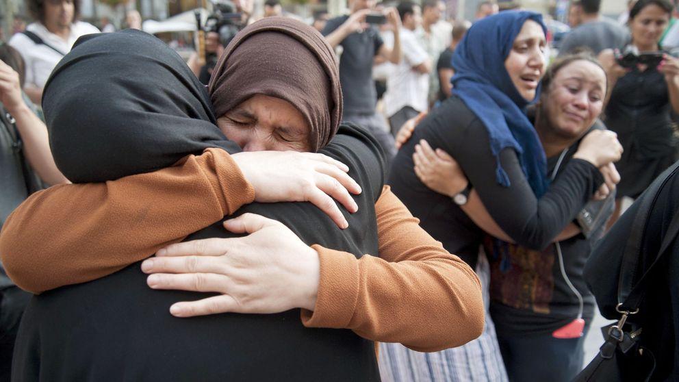 Familiares y amigos de los presuntos terroristas de Ripoll rechazan atentados