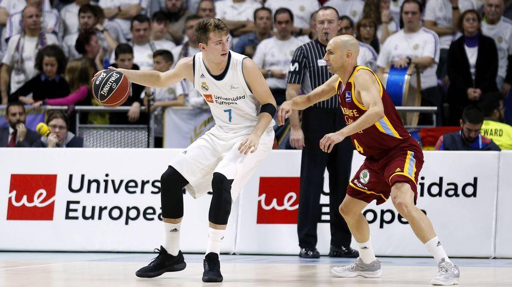 Foto: Luka Doncic Real Madrid Herbalife Gran Canaria (ACB Photo/V. Carretero)