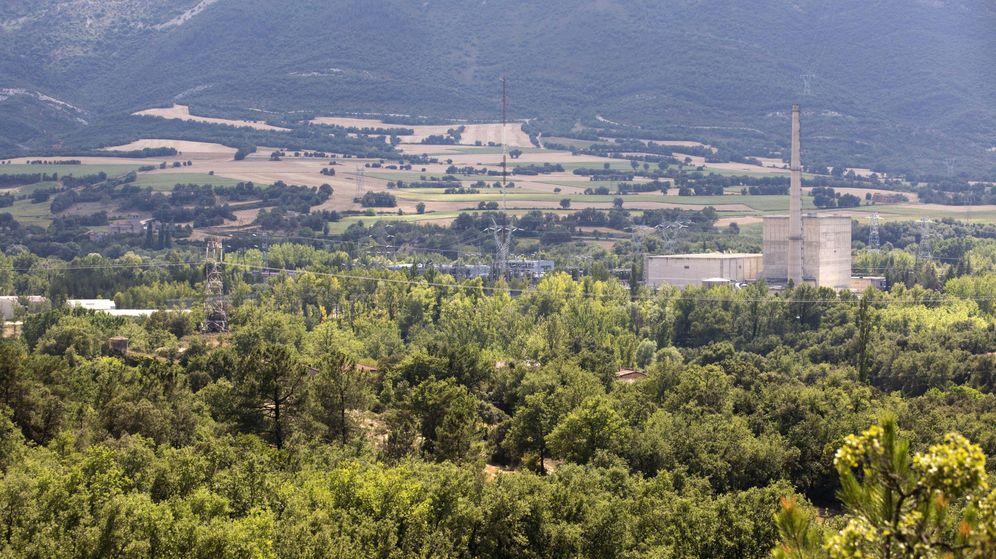 Foto: Central de Garoña. (EFE)