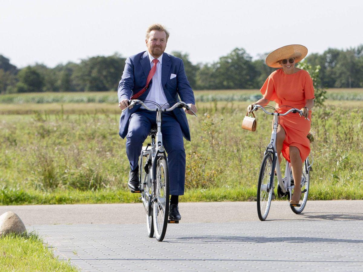 Foto: Los reyes de Holanda. (CP)