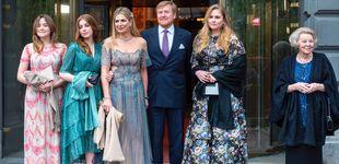 Post de Máxima de Holanda, deslumbrante junto a sus hijas en la celebración de su 50 cumpleaños