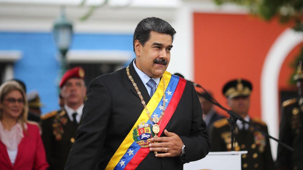 Foto: Nicolas Maduro. (EFE)