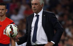 Carlo Ancelotti ya sabe que el once elegido debe ser el de Cardiff