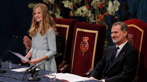 El debut catalán de la princesa Leonor, el lunes en Barcelona, pendiente de un hilo