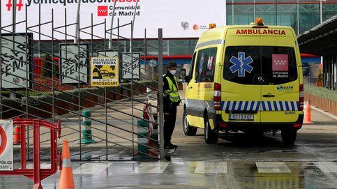 Sindicatos critican la falta de organización en el hospital de Ifema (Madrid)