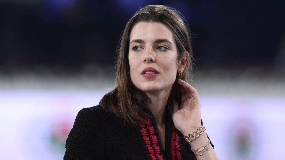 Carlota Casiraghi tiene nuevo acompañante: Tiago, un atractivo español