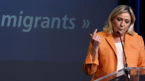 Le Pen vota en la Eurocámara hasta cuando no está presente
