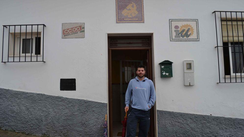 Foto: Manuel Robles, candidato a la alcaldía de IU. (Foto: Toñi Guerrero)