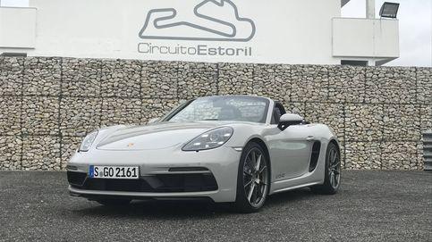 La radicalización de Porsche con sus coches (Macan, Boxster y Cayman GTS)