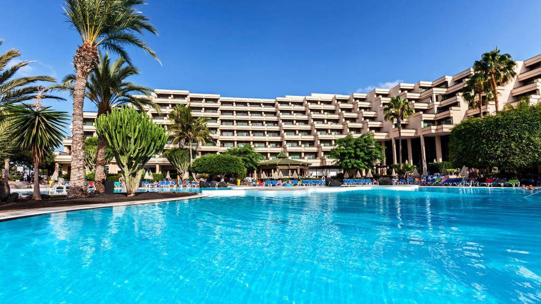 Foto: Imagen del Hotel LAnzarote Playa de Hispania.