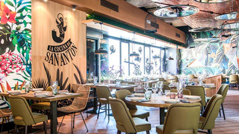 Restaurantes aires tropicales en la cocina de san ant n - Cocina de san anton ...