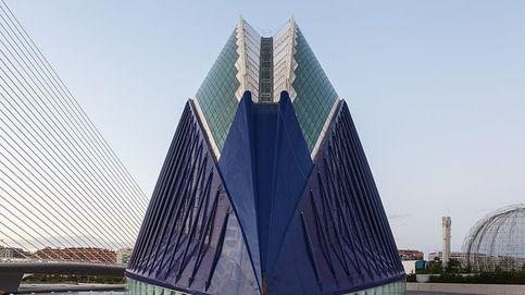 Cerrado por goteras el Ágora, el capricho de 95 millones de Calatrava
