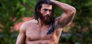 Post de El guapo actor turco Can Yaman, más Aquaman que nunca, estrena look y serie