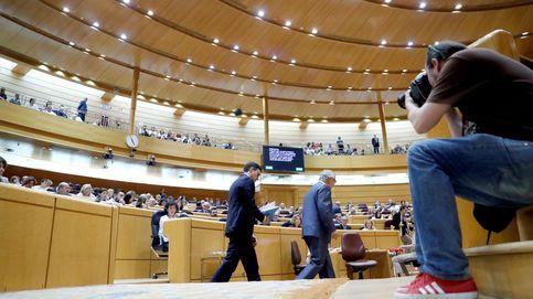Siga en directo el pleno del Senado sobre la crisis de Cataluña