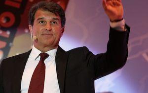Laporta proclama en el Conde de Godó su deseo de volver a ser presidente del Barça