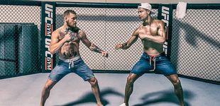 Post de El día que Cristiano posó en una jaula de la UFC y en España crecieron las MMA