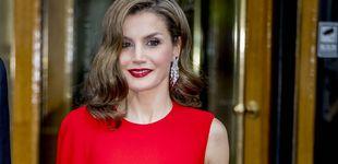 Post de Esto es lo que cuesta el vestido rojo de Stella McCartney que llevó Letizia