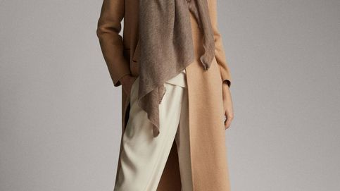 La bufanda de Massimo Dutti de 130 euros que todas nos merecemos
