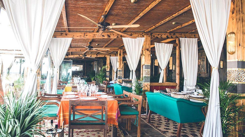 Trocadero Sotogrande, la cocina mediterránea de un gran 'beach club'