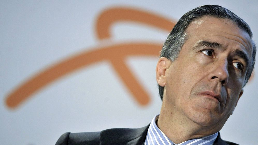 Foto: El presidente de Abengoa, Gonzalo Urquijo. (EFE)