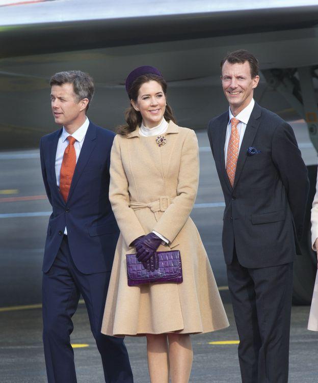 Foto: La princesa Mary junto a su cuñado, el príncipe Joaquín (Gtres)
