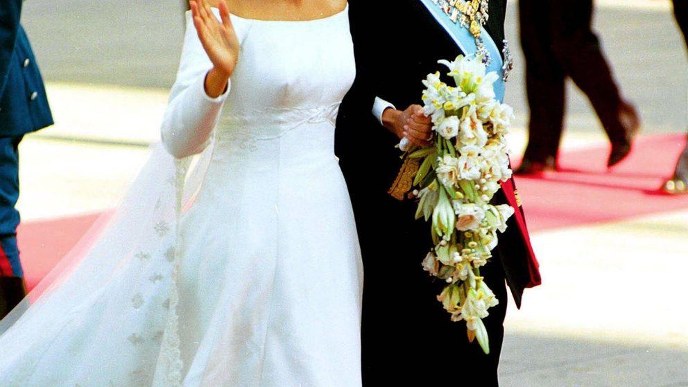 Las mejores imágenes de la boda real de la infanta Cristina e Iñaki Urdangarin