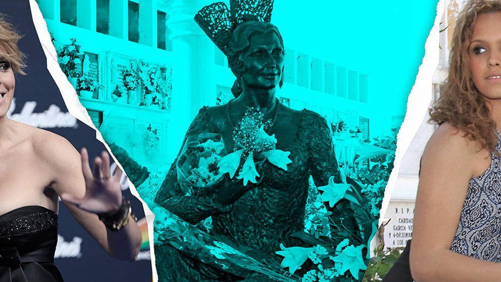 Guerra abierta entre Rociito y sus hermanos por el museo de Chipiona