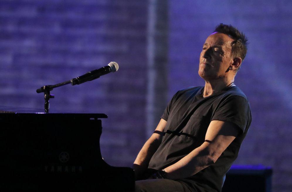 Foto: Bruce Springsteen (Reuters)
