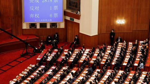 El Legislativo chino aprueba la polémica ley de seguridad nacional de Hong Kong