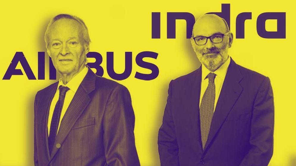 Foto: Fernando Abril Martorell y Josep Piqué. (Montaje: EC)