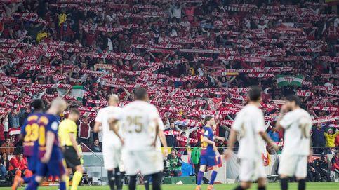 La percepción del fracaso: lo que hoy no satiasface al Sevilla antes era un buen año