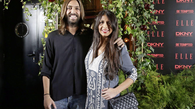 Foto: Sara Verdasco y su marido, Juan Carmona (Gtres)