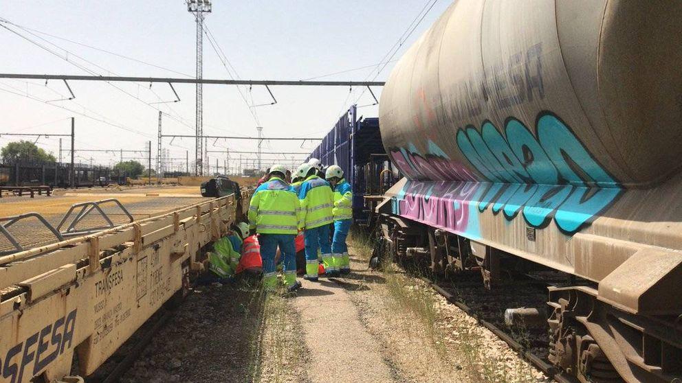 Un adolescente electrocutado por hacerse una foto encima de un tren