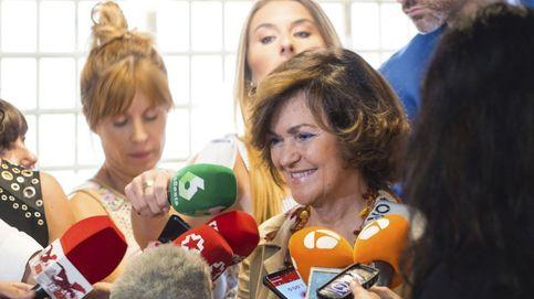 A todos compete trabajar: Calvo recuerda que Sánchez no tiene aún el encargo del Rey